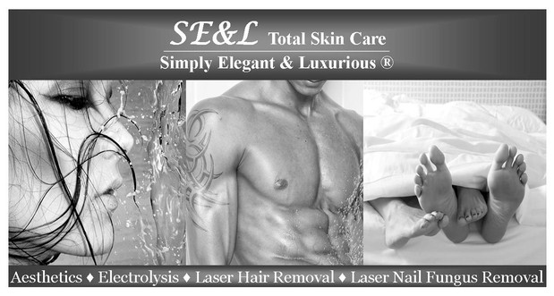 SE&L's Aesthetics, Electrolysis, Laser Hair Removal, And Nail Fungus Removal Services